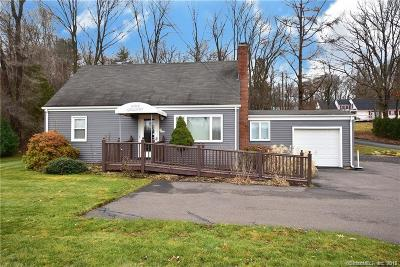 Vernon Single Family Home For Sale: 274 Talcottville Road
