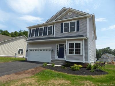 Southington Single Family Home For Sale: 9 Hillcrest Village, Lot 9
