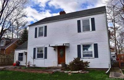 Stamford Single Family Home For Sale: 410 High Ridge Road