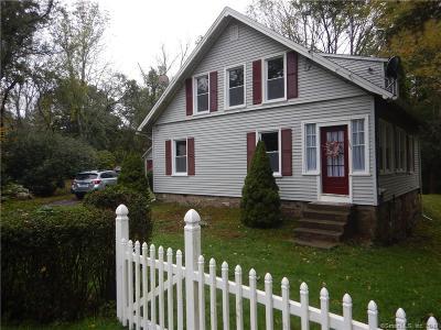 Preston Single Family Home For Sale: 161 Middle Road