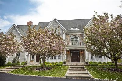 Stamford Single Family Home For Sale: 75 Wild Duck Road