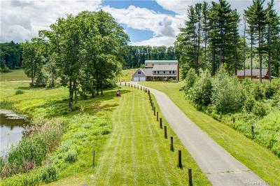 Stafford Single Family Home For Sale