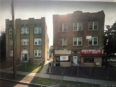 Hartford Multi Family Home For Sale: 121-127 Zion Street