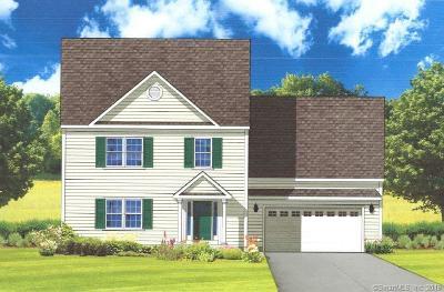 Southington Single Family Home For Sale: 89 Hillcrest Village, Lot 89
