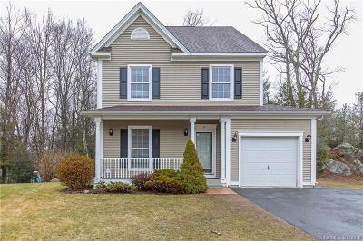 Canton Single Family Home For Sale: 17 Village Square