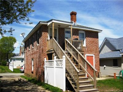 Old Lyme Condo/Townhouse For Sale: 41-1 Swan Avenue #2