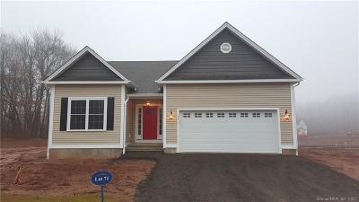 Southington Single Family Home For Sale: 31 Hillcrest Village, Lot 31
