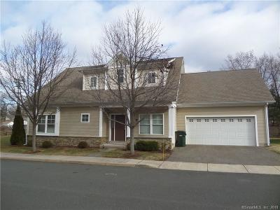 Wethersfield Single Family Home For Sale: 6 Stillman Walk #6