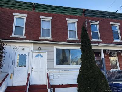 Bridgeport Single Family Home For Sale: 291 Hanover Street