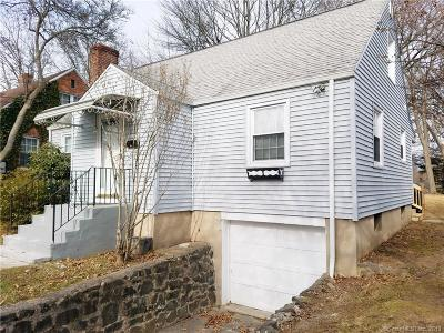 West Hartford Single Family Home For Sale: 62 Edgemere Avenue
