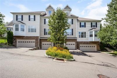 Danbury Condo/Townhouse For Sale: 49 Woodcrest Lane #49