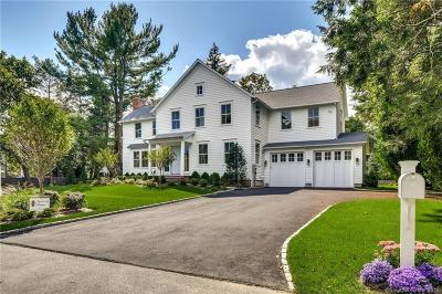 Westport Single Family Home For Sale: 13 Hunting Lane