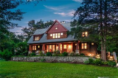 Westport Single Family Home For Sale: 4 Tanglewood Lane