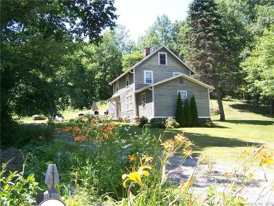 Litchfield Single Family Home For Sale: 56 Old Turnpike Road
