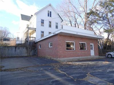 Norwich Multi Family Home For Sale: 230 Central Avenue