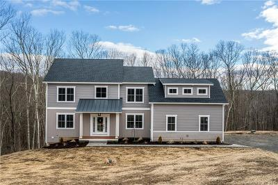 Southbury Single Family Home For Sale: Lot40 Shane Drive