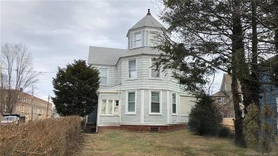 Bridgeport Multi Family Home For Sale: 532 Brewster Street