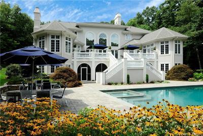 Weston Single Family Home For Sale: 15 Mayflower Lane