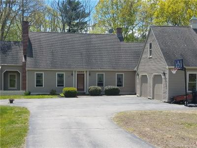 Windham County Single Family Home For Sale: 33 Miller Road