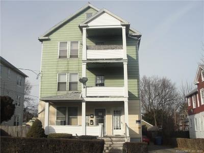 New Britain Multi Family Home For Sale: 116 Belden Street