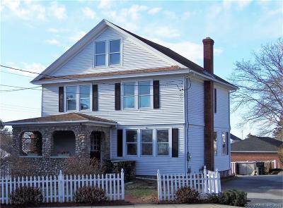 New London Single Family Home For Sale: 395 Ocean Avenue