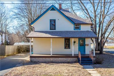 Plainville Single Family Home For Sale: 35 Pearl Street