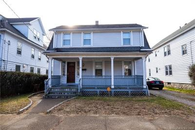 Bridgeport Single Family Home For Sale: 90 Beardsley Park Terrace