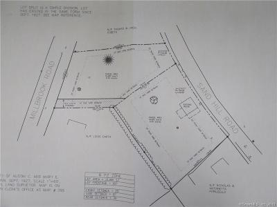 Middletown Residential Lots & Land For Sale: Millbrook Road