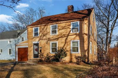 Hartford Single Family Home For Sale: 266 Lyme Street