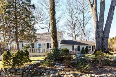 Norwalk CT Single Family Home For Sale: $665,000