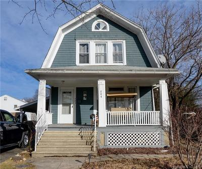 Stratford Single Family Home For Sale: 664 Nichols Avenue