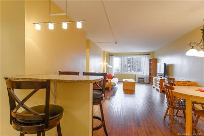 New Haven Condo/Townhouse For Sale: 100 York Street #10-M