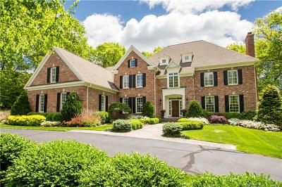 Avon Single Family Home For Sale: 75 Westland Road