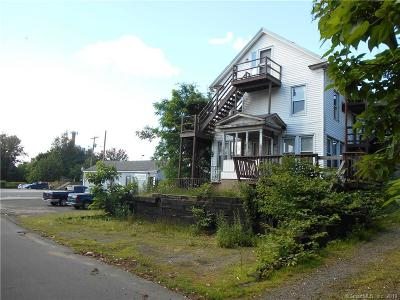 West Haven Multi Family Home For Sale: 99 Orange Avenue