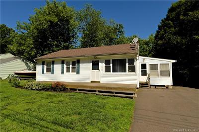 East Haven Single Family Home For Sale: 171 Borrmann Road