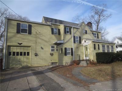 Torrington Single Family Home For Sale: 219 Benham Street