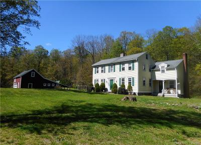 Winchester Single Family Home For Sale: 240 Colebrook Road