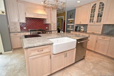 New Fairfield Single Family Home For Sale: 4 Oak Tree Lane