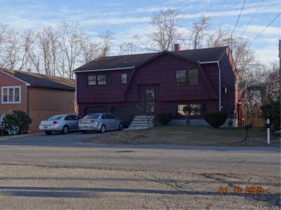 Bridgeport Single Family Home For Sale: 485 Platt Street