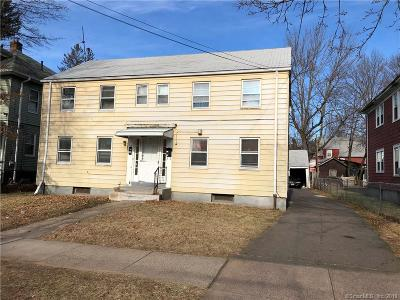 Hartford Multi Family Home For Sale: 20 Euclid Street West