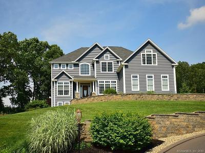 Ellington Single Family Home For Sale: 32 Pease Farm Road