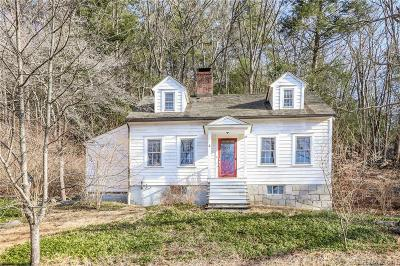 NEW MILFORD Single Family Home For Sale: 82 Aspetuck Ridge Road