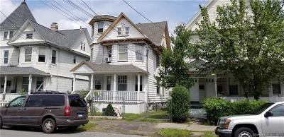 Bridgeport Single Family Home For Sale: 456 Wood Avenue