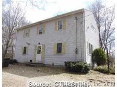 Woodstock Single Family Home For Sale: 1143 Route 169