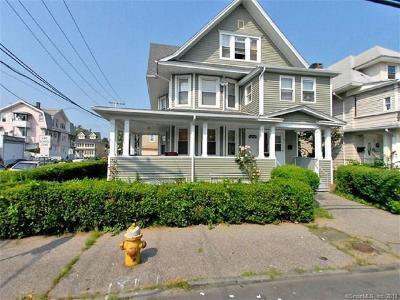 Bridgeport Multi Family Home For Sale: 150 Whitney Avenue