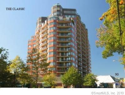 Stamford Condo/Townhouse For Sale: 25 Forest Street #14D