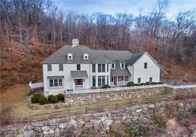 Ridgefield Single Family Home For Sale: 77 Ledges Road