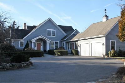 Stonington CT Single Family Home For Sale: $975,000
