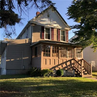 Hartford Single Family Home For Sale: 271 Brown Street