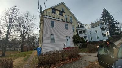 New Britain Multi Family Home For Sale: 174 Curtis Street